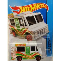 Sweet Streets Hot Wheels 2014 Lote J