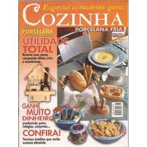 Artesanato - Cozinha Porcelana Fria Biscuit Nº 26