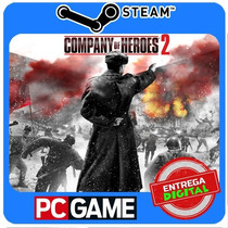Company Of Heroes 2 Pc Steam - Jogo Original