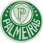 Tsp131 Escudo Palmeiras Futebol Kimono Patch Bordado 15cm