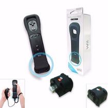 Wii Motion Plus + Capa Case De Silicone Controle De Nintendo