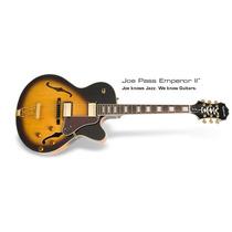 Guitarra Epiphone Emperor Joe Pass Semi Acústica Vintage S