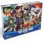 Quebra-cabeça 3 Em 1 - Puzzle Toy Story 16, 25 E 49 Peças