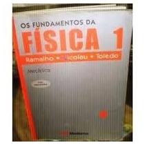Livro - Os Fundamentos Da Física Vol. 1.