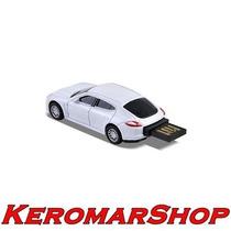 Pen Drive Autodrive Vw Scirocco 8gb Branco Compre Ja