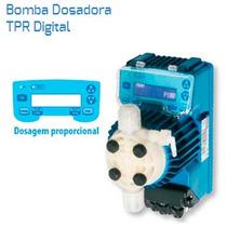 Bomba Dosadora Digital Piscina Cloro Ou Ph - Kit Completo