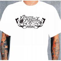 Camiseta Bullet Branca