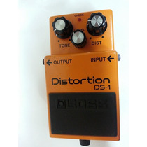 Pedal Boss Ds-1 Distortion ( Semi Novo )