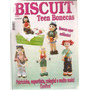 Artesanato - Biscuit Teen Bonecos Nº 26