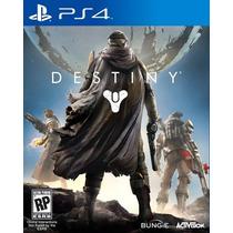 Destiny Ps4 Pré-venda 9/9/14 + Dlcs
