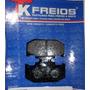 Pastilha Freio Traseiro Kawasaki Kdx 125 200 220 Ano 89 A 02