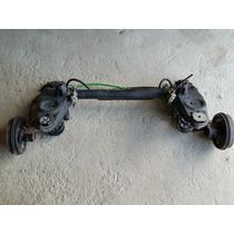 Eixo Traseiro Fiat Palio Locker 2010 Completo Original