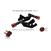 Kit De Slider Procton Racing Honda Cb 300 300r Cb300r Cb300