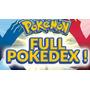 Complete Pokedex Pcte 721 Pokemon Shiny Competitivo Sua Fita