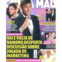 Conta Mais 700: Neymar & Bruna Marquezine / America Ferrera