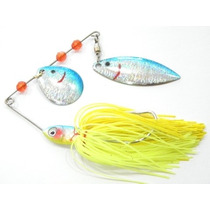 Isca Artificial Spinner Bait 14g - Anzol Spinnerbait