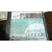 Cd A Cara Do Brasil Vol 10 Samba/pagode - Exalta, Art Popula