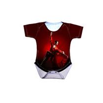 Body Bebê Tango Red