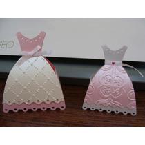 10 Caixa Carruagem Vestido Personalizado Festa Casamento