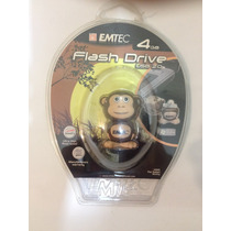 Pendrive Emtec Animals Macaco