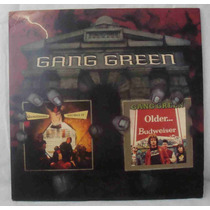 Gang Green Lp Duplo Import Usado You Got It + Older Encartes