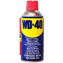 Óleo Lubrificante Wd-40 300ml Unidade