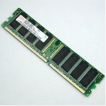Memória Ram 1gb Pc3200 Ddr 400mhz Hinix Original C/ Garantia