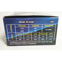 Fonte Atx 500 Watts Real