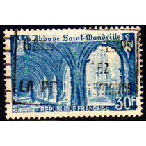 Col 07398 França 888 Abadia De St Wandrille U