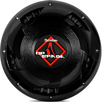 Subwoofer Bomber 10 Upgrade 350w Rms 4 Ohms Simples Falante