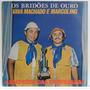 Lp Os Bridões De Ouro - Campeões Das Vaquejadas - 1978 - Mus