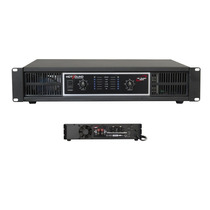 Amplificador De Potência Hotsound Hs Áudio 2800