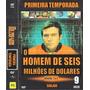 Dvd 1º T O Homem De Seis Milhões De Dólares