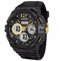 Relógio X-games Anadigi Xmppa126 - Garantia E Nota Fiscal