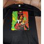 Camisas Bob Marley Reggae Importadas