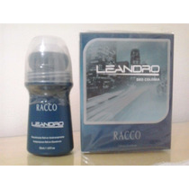 Kit Leandro - Colônia 100ml + Desodorante 55ml - Racco.