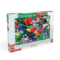 Quebra-cabeça Araras P3000 Peças - Puzzle - Grow