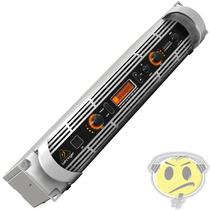 Amplificador Potência Behringer Inuke Nu3000 Dsp 3000w