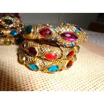 Bracelete Cobra Colores
