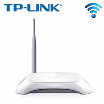 Tp-link Modem Roteador Wireless N Adsl2+ 150mbps Td-w8901n