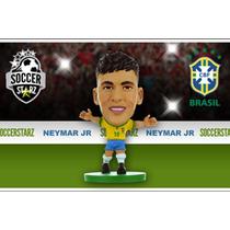 Miniatura Mini Craques Neymar Jr - Seleção Brasileira