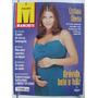 Revista Manchete 2436 Cristina Oliveira Grávida Bela E Feliz