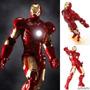 Kaiyodo Revoltech 036 Iron Man Homem De Ferro Mark 3 Iii