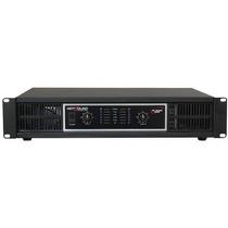 Amplificador De Potência Hotsound Hs Áudio 2500