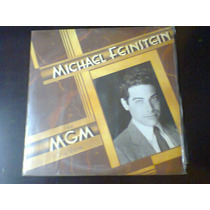 Lp Michael Feinstein - The Mgm Album. Com Encarte.
