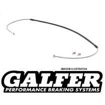 Flexível Do Freio Dianteiro Galfer Yz 450f 2007 - 2013