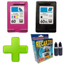 Kit 2 Cartuchos Hp 60 Xl Preto + 60 Color D110 F4280 F4480