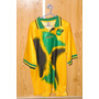 Camisa Jamaica Unisport Ano 2000 M Impecavel