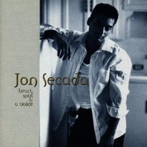Cd Jon Secada Heart Soul & A Voice