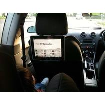 Suporte Universal Flexivel Tablets Ipad Galaxy Gps Mesa Cama